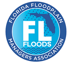 Florida Floodplain Managers Association Logo | Benchmark Land Services Associations and Certifications